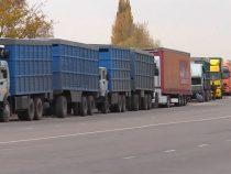 На КПП «Ак-Тилек»  наблюдаются пробки