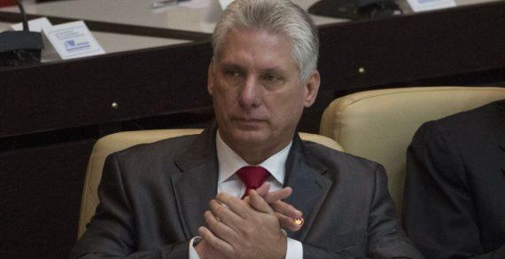 На Кубе выбрали первого за 43 года президента