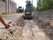 Строительство канализации в жилмассиве «Арча-Бешик» завершено