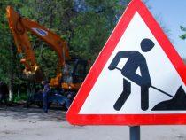 В Бишкеке закрыты перекрестки Московской с тремя улицами