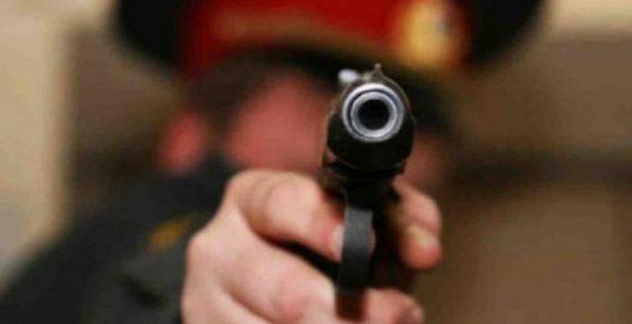 Начальник отдела ГУВД Бишкека, не поделив дорогу, выстрелил в гражданина