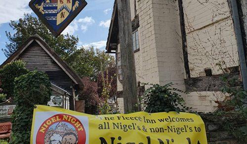 В Англии состоялась вечеринка Найджелов
