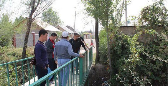 Глава Первомайского района поймал нарушителей