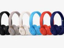 Beats представила первые наушники с активным шумоподавлением Solo Pro