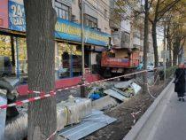 38 объектов на улице 7 апреля в Бишкеке будут снесены