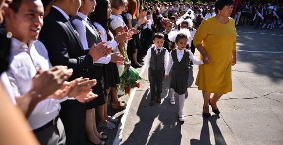 На образование одного ребенка в год выделяется 18 тысяч сомов