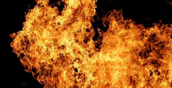 Во время пожара в детском саду никто не пострадал