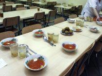 Горячее питание станет обязательным во всех школах страны