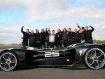 Машина Robocar попала в книгу рекордов Гиннесса