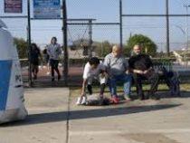 В США робот-полицейский нахамил обратившейся к нему женщине