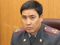 Глава ГУВД Чуйской области вышел из комы