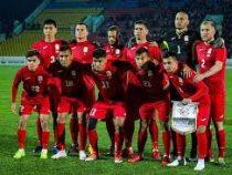 Следующий матч сборная КР по футболу проведет с Японией