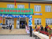 В Узгене за день сдали в эксплуатацию сразу четыре объекта