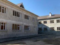 В Узгенском районе ведется строительство трех школ
