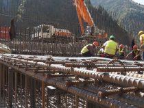 На трассе Бишкек – Ош строится закрытый тоннель