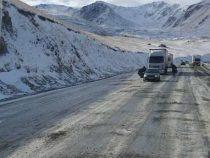 Минтранс: Проблем с проездом автона перевале Тоо-Ашуу нет