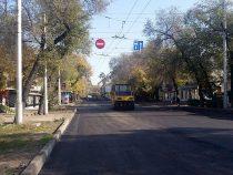 Дорожные работы на улице Московской идут более чем активно