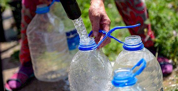 В селах Таласа и Баткена реабилитируют системы водоснабжения
