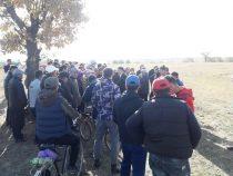 Граждане, задержанные при попытке захватаземли в Бишкеке, отпущены