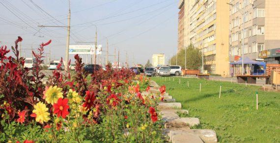 В Бишкеке появилась еще одна зеленая зона