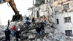 Число жертв землетрясения в Албании выросло до 48 человек