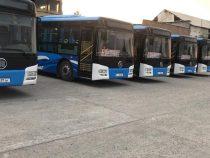Режим работы столичных автобусов решено сократить