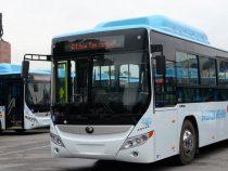 В столице сегодня на линии не вышли 50 автобусов