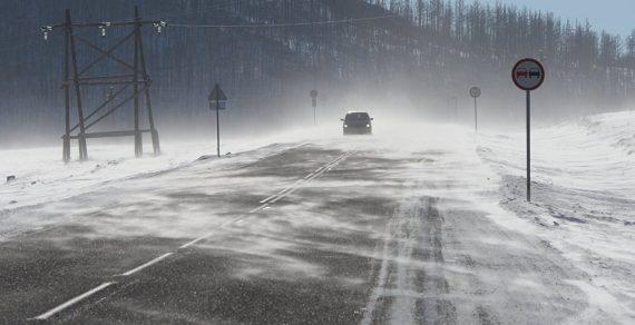 Проезд транспорта на главных магистралях страны не затруднен