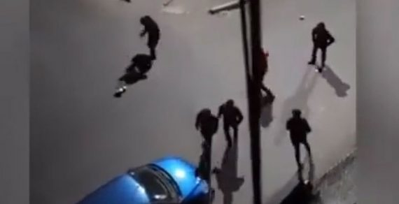 Милиция разыскивает участников массовой драки в Бишкеке