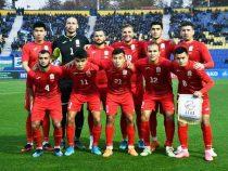 Сборная КР по футболу со счетом 2:0 проиграла команде Японии