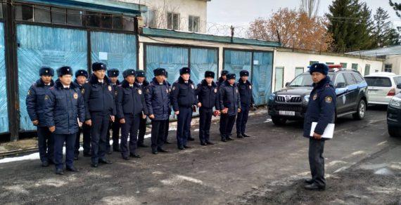 Около 400 милиционеров обеспечат порядок во время зимнего турсезона на Иссык-Куле