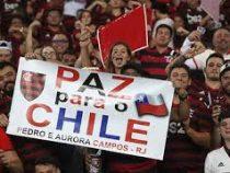 Финал самого престижного футбольного турнира Южной Америки перенесли в Перу из-за беспорядков в Чили