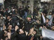 В Иране, по последним данным, около тысячи человек арестованы в связи с массовыми акциями протеста