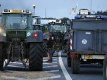 Забастовка работников сельского хозяйства продолжается во Франции