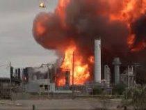 ВТехасе эвакуируют порядка 60 тысяч человек из-за взрыва назаводе