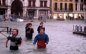 Итальянская Венеция ушла под воду