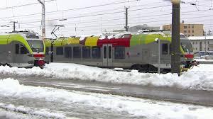 По Австрии прошелся мощнейший снегопад
