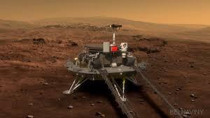 Китай испытал космический аппарат для посадки на Марс