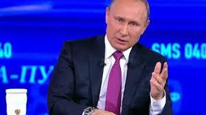 Владимир Путин предложил заменить «Википедию»