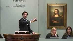 Копия картины «Мона Лиза» продана более чем за 600 тысяч долларов