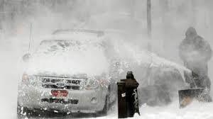 В Европу пришли аномальные морозы и снегопады