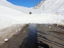 Автодорога Нарын—Орук-Там временно закрыта