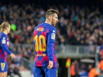 Месси не спешит продлевать контракт с «Барселоной»