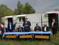 Школьники села Кенеш начнут учиться в новом здании в сентябре 2020 года