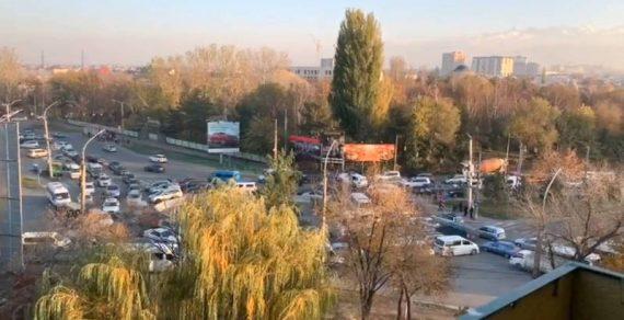Эксперимент с круговым движением на 7 Апреля—Горького не удался