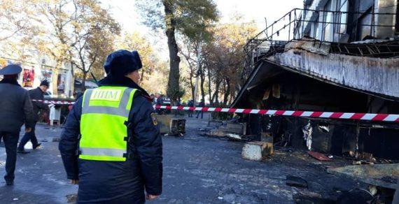 Все точки фастфуда в Бишкеке будут проверены