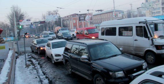 Саммит ОДКБ. Власти обещают сократить пробки на дорогах