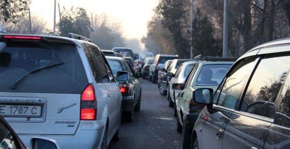 На следующей неделе в Бишкеке не исключен дорожный коллапс
