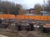 Строительство пристройки в детском саду №187 близится к завершению