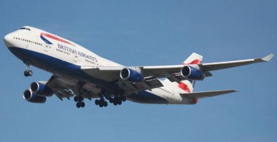 Boeing 747 совершил самый короткий рейс